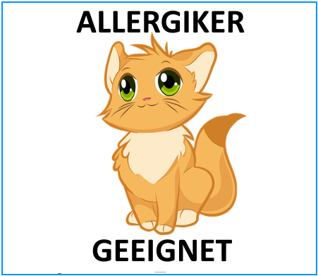 sensitve food & care Allergiker geeignet