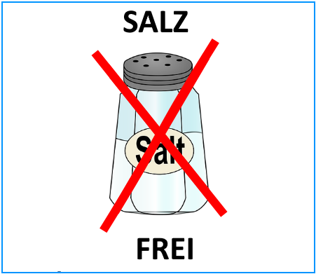 sensitive food & care Salz frei